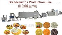 面包糠生產線整套設備使用