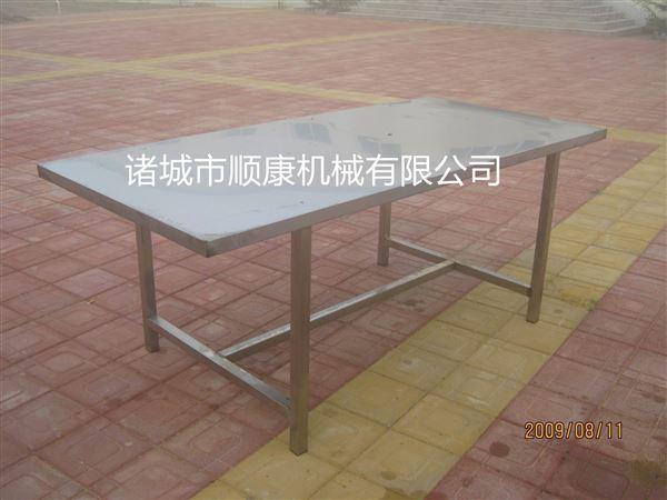 304不锈钢桌子  食品工作台*