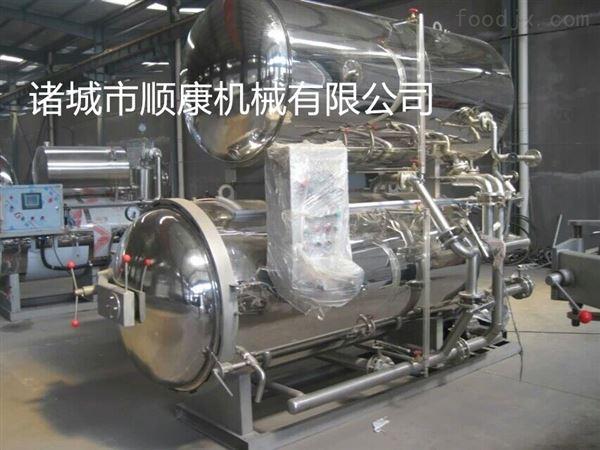 热水循环杀菌锅  不锈钢高温杀菌锅