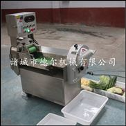 德尔全自动多功能双变频食堂专用切菜机