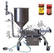 搅拌式牛肉酱灌装机