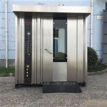 上海厂家供应全不锈钢智能热风旋转烤炉