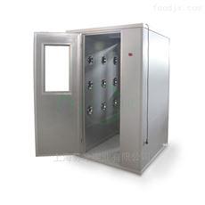 FLB-1200不锈钢双人双吹风淋室