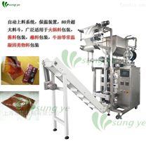 沙拉酱自动包装机