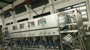 全自动2-5加仑大桶桶装水水灌装生产线