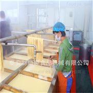 新型腐竹机设备由浙江财顺顺厂家推出