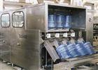 QGF小型三合一五加仑桶装纯净水灌装机