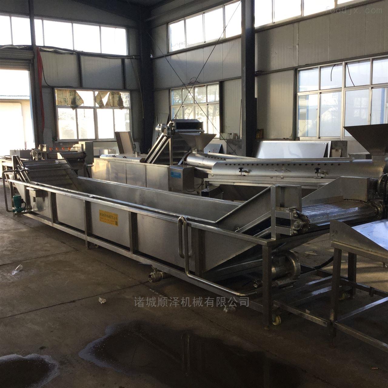 厂家热销全自动鲍鱼挂冰机 包冰设备