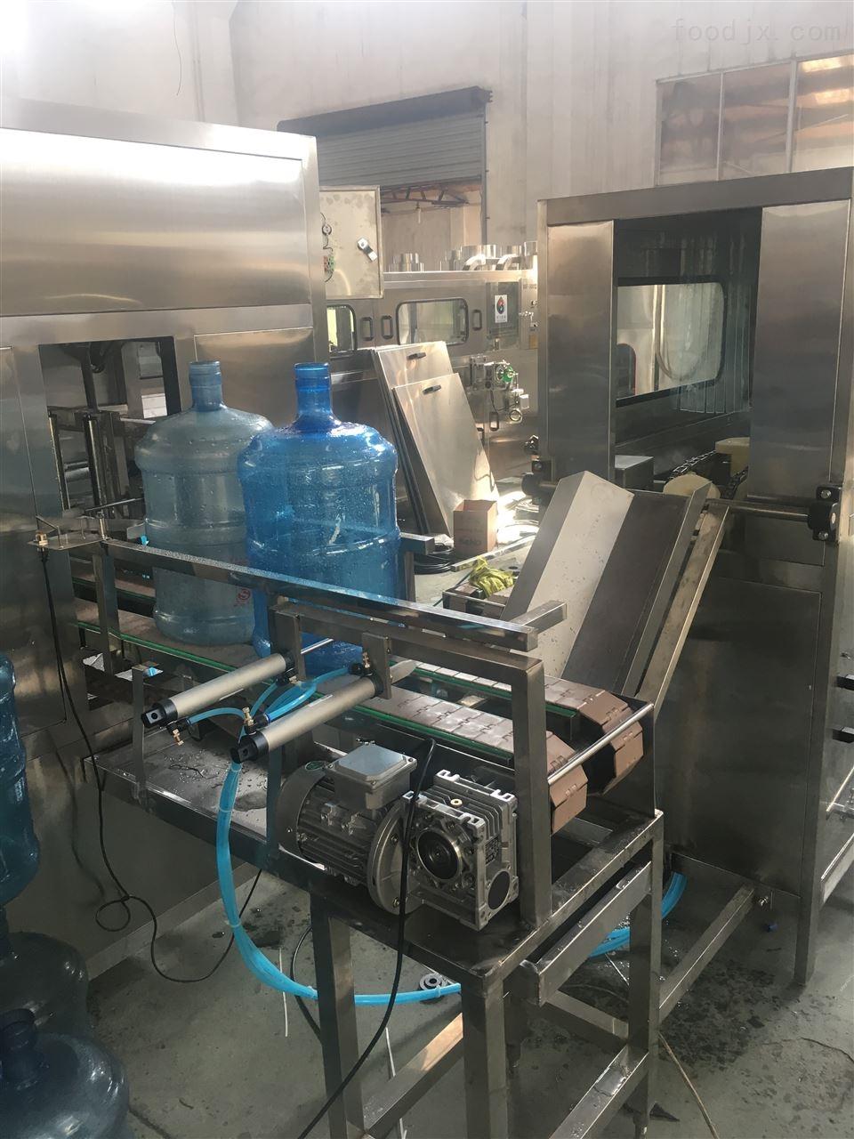 桶装水三合一灌装机生产设备