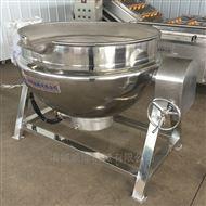 Sz400全自动猪蹄卤煮锅 烧鸡蒸煮夹层锅
