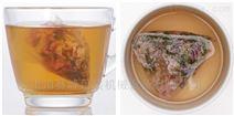 茶叶、花草果粒茶包装机