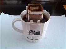 超声波挂耳咖啡内外袋一体机  咖啡包装机