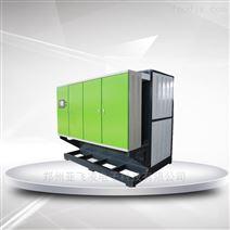 煤改电新疆葡萄干100KW导热油炉烘干机