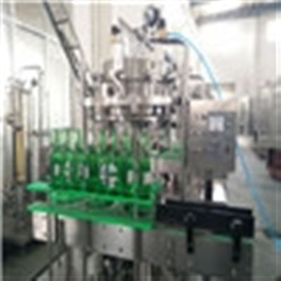 DGCF系列三合一小型啤酒全自动灌装机