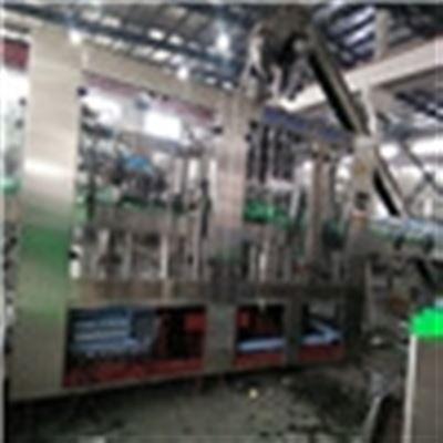DGCF系列三合一玻璃瓶啤酒灌装机厂家
