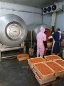 商用不锈钢500升肉类真空滚揉腌渍机厂家
