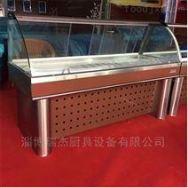 不銹鋼熟食柜,冰鮮臺