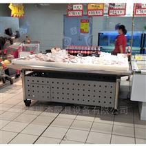 厂家直销,超市 冰鲜台。