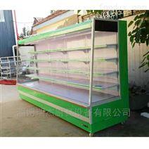 蔬菜水果风幕柜
