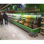 商用超市风幕柜
