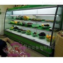 水果保鲜风幕柜