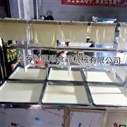 半自动化腐竹机选择价格实惠的 郑州财顺顺腐竹机厂家