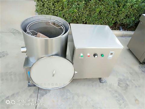 蔬菜脱水机变频菜馅甩干设备