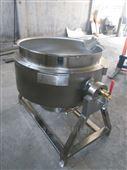 商用不銹鋼立式可傾帶攪拌熬糖夾層鍋