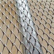 厂家直供 菱形输送网带 不锈钢传送网带 加密人字型传送网带