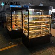 DHA-2-柏川日式商用定制冷藏展示柜直角蛋糕柜设备