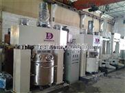 QF5-5000L-广东真空强力分散机 中性耐候胶生产设备