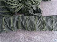 防腐蚀帆布软连接布袋通风管