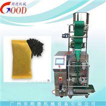 立式袋装活性炭颗粒包装机