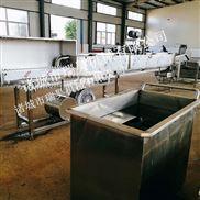 洗蛋機-蛋品清洗設備-鴨蛋清洗機