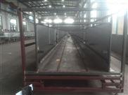 隧道式微波鱼虾烘干机