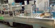 伊佳諾定制塑料杯裝豆漿自動灌裝封口機