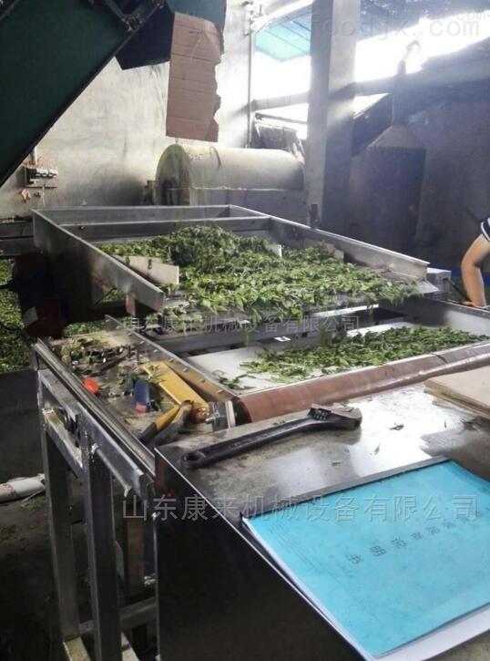 贵阳茶叶烘干杀青设备选择哪种环保设备