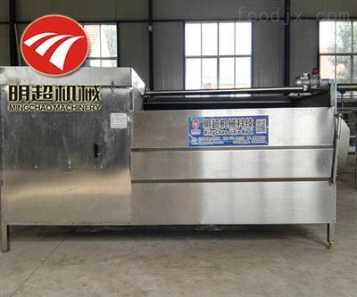 支持定制小型红薯清洗机每小时100-200公斤