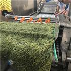 5000净菜加工设备 毛豆气泡清洗机
