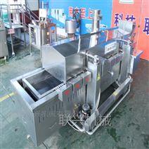 锅巴电加热油炸锅生产厂家