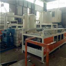 聚合聚苯板设备及硅质保温板生产线