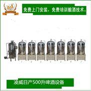 LW---500-日产500升啤酒设备扎啤机