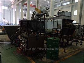 不锈钢市政污泥干化机