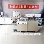 css-120-青岛仿手工豆腐皮机 压榨成型机 双扒机