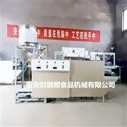 全自动干豆腐机 泰安专业豆腐皮机生产厂家