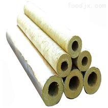 憎水岩棉保温管各种新型规格使用情况