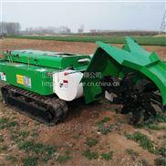 柴油电启动开沟机 自走式多功能施肥机