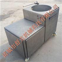 SGC-500液压单管灌肠机适用于各种肠衣灌制