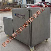 SGC-500孙二娘土猪川味香肠灌肠机制作香肠整套机器