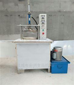 宏润气液压单饼机